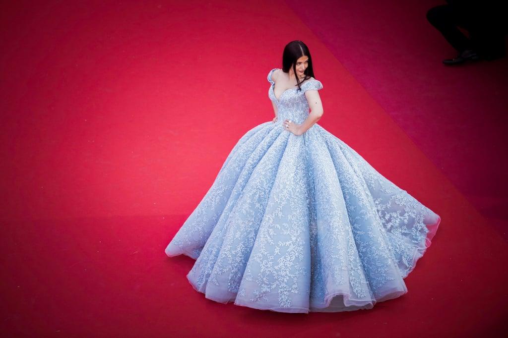 Disney Dresses At Cannes 2017 Popsugar Fashion