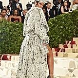 When Rihanna Held Court