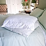 Wash White Pillows