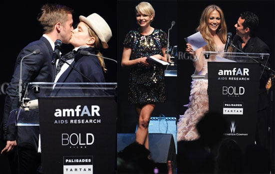 Pictures of Ryan Gosling, Michelle Williams, Jennifer Lopez And More at The amfAR Party in Cannes 2010-05-21 09:15:00