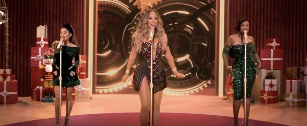 "Watch Mariah Carey's ""Oh Santa"" Music Video"