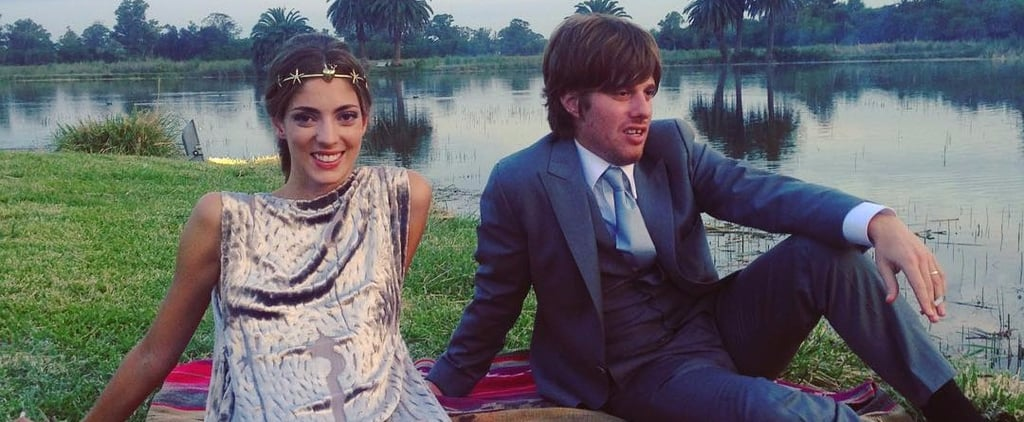 This Blogger's Sister Got Married in a Gown Fit For Game of Thrones