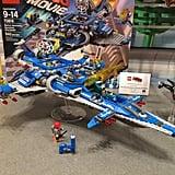 Lego Benny's Spaceship