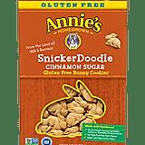 Annie's Snickerdoodle Cinnamon Sugar Gluten Free Bunny Cookies