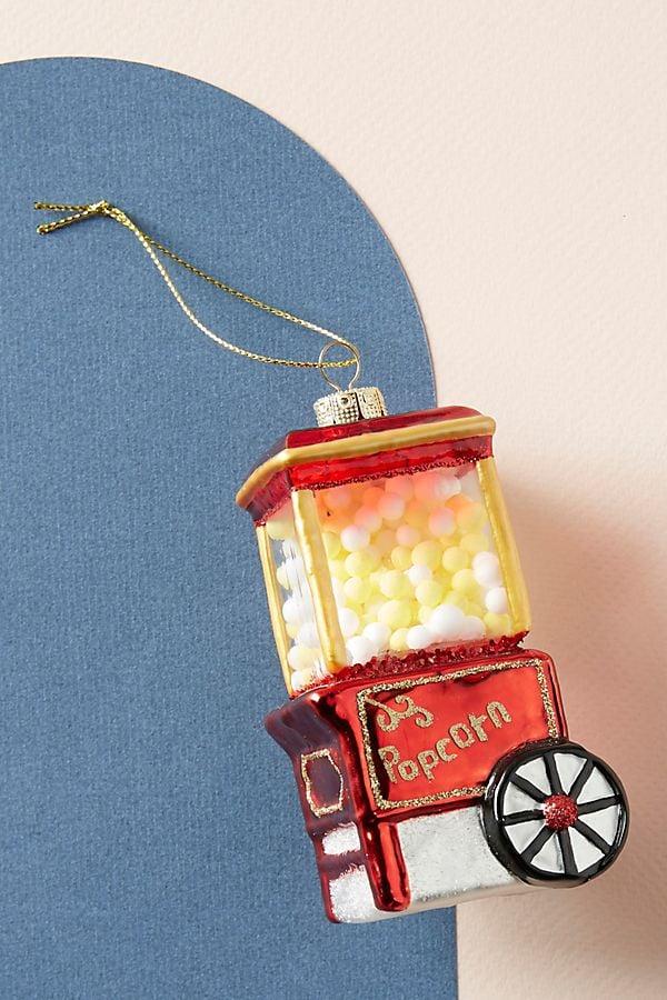 Popcorn Machine Ornament