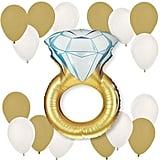 Engagement Ring Balloon Kit ($10)
