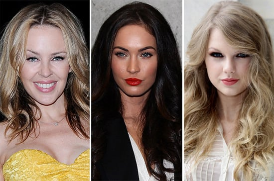 Front Row Celebrities Including Kylie, Taylor Swift and Megan Fox at Milan Spring 2011 Fashion Week