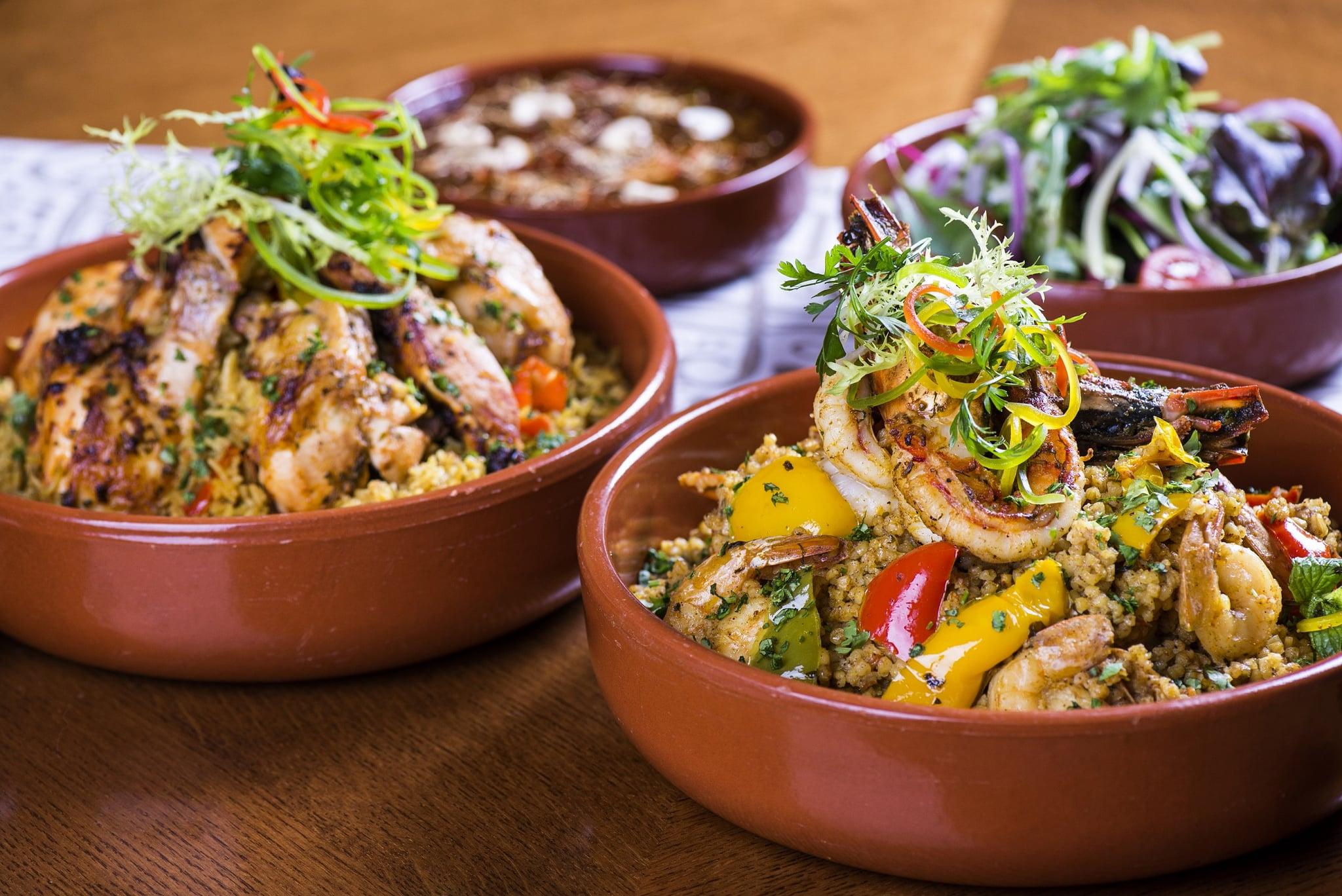 Shrimp jerish qatari style recipe popsugar middle east food share this link copy qatari food forumfinder Gallery