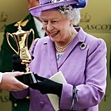 Queen Elizabeth II on Day 3