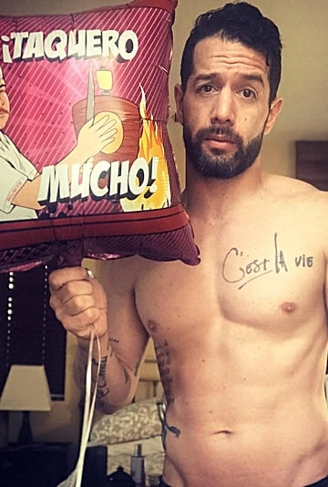 Tiny Pretty Things: The Guys' Hottest Instagrams