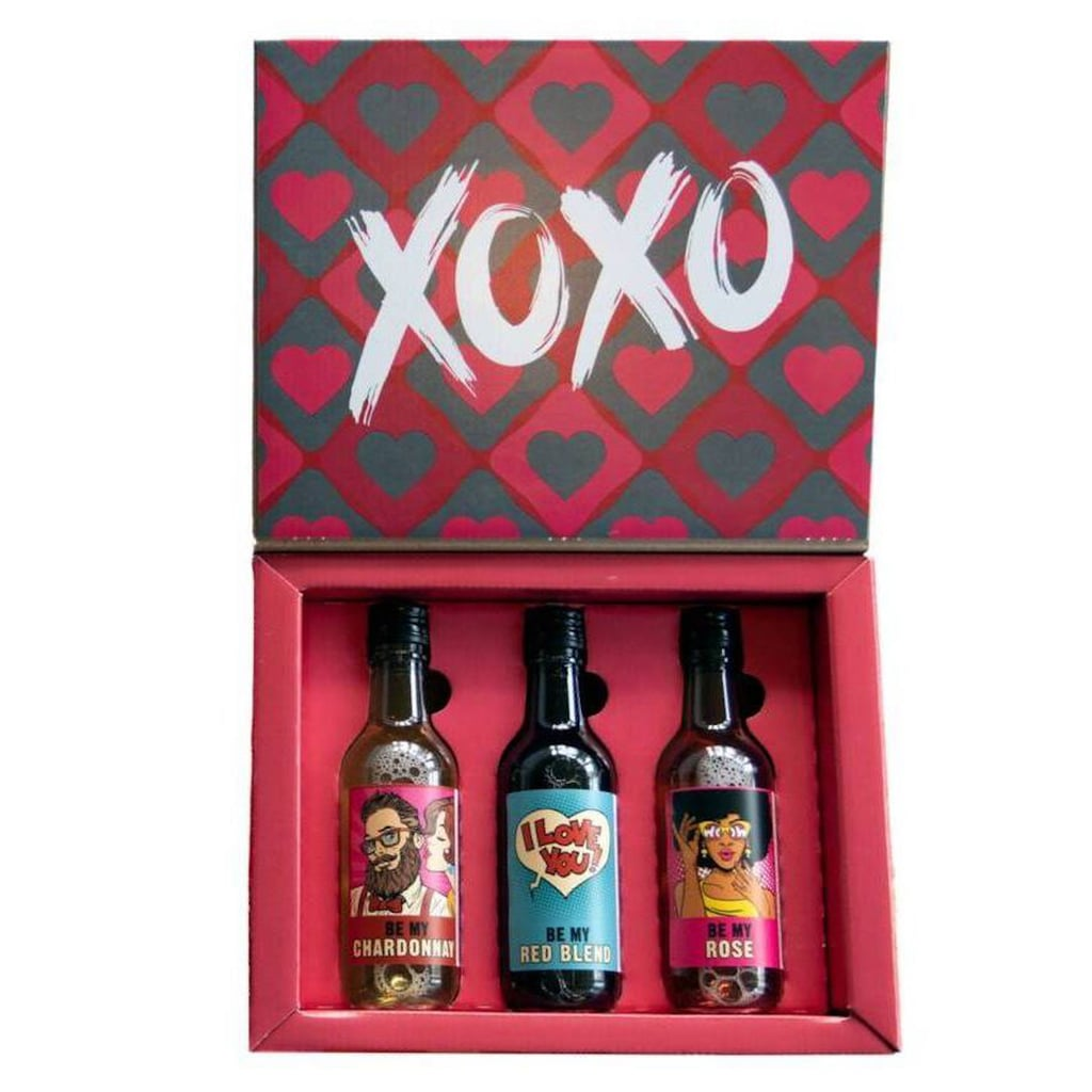 """Target Is Selling a """"Wine Is My Valentine"""" Gift Set"""