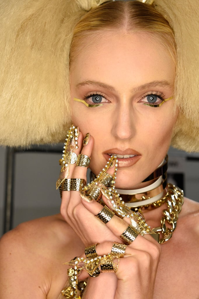 Every Mind-Blowing Nail Art Look From The Blonds' Spring 2016 Show