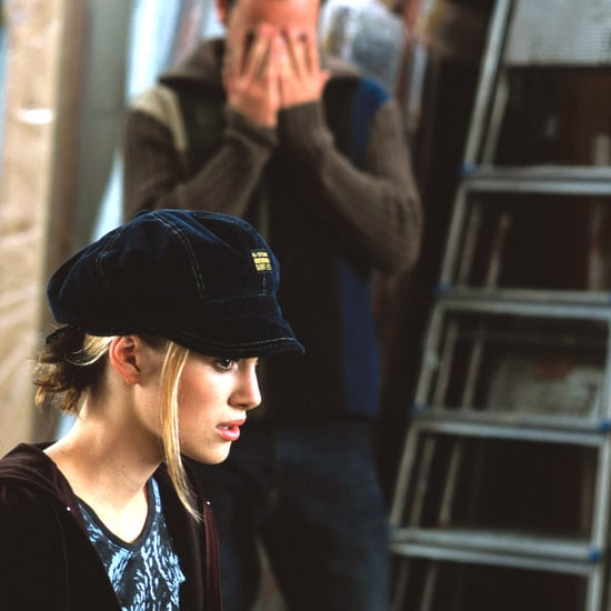 Keira Knightley Wore Hat in Love Actually Because of Pimple