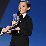 Jacob Tremblay Gave the Most Adorable Acceptance Speech