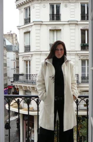 Look of The Day: Winter in Paris
