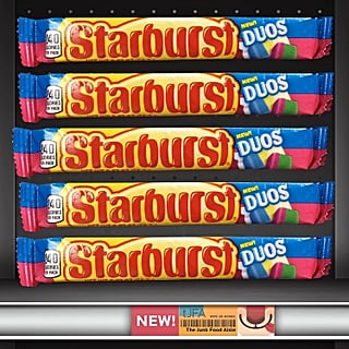 Starburst Duos Fruit Chews 2019