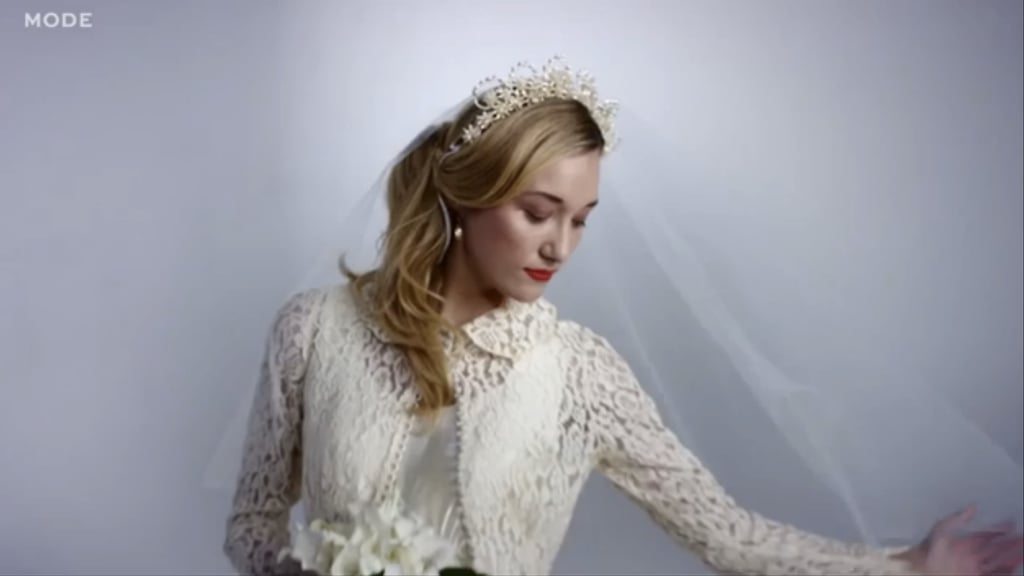 100 Years Of Wedding Dresses Video Popsugar Fashion