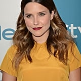 Sophia Bush was in attendance at InStyle's summer party in LA.