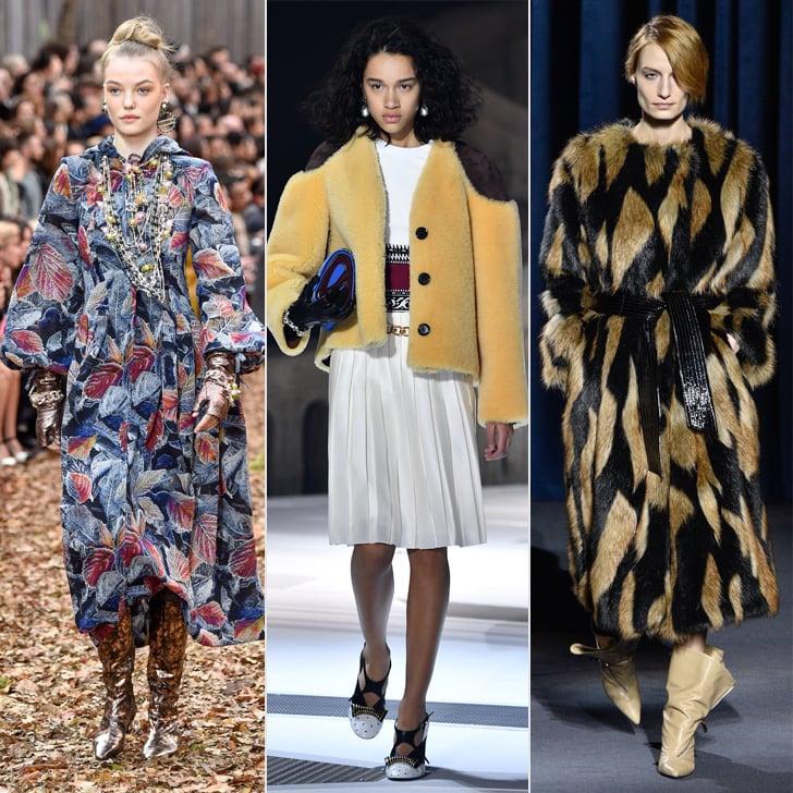 Street Style Statement Coats