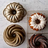 A Duo of Darling Bundt Pans