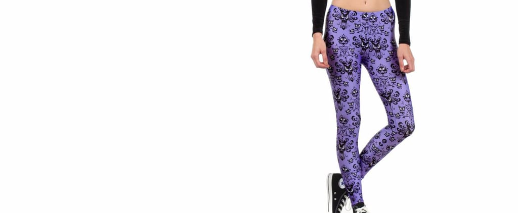 You'd Be a Foolish Mortal to Not Get These Insanely Cute Haunted Mansion Workout Clothes