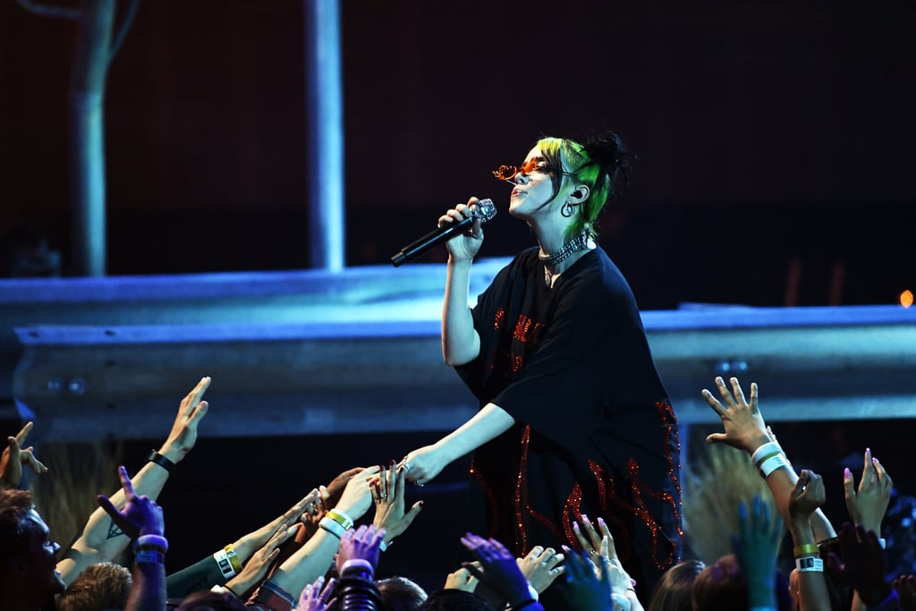 Billie Eilish's 2019 American Music Awards Performance Video