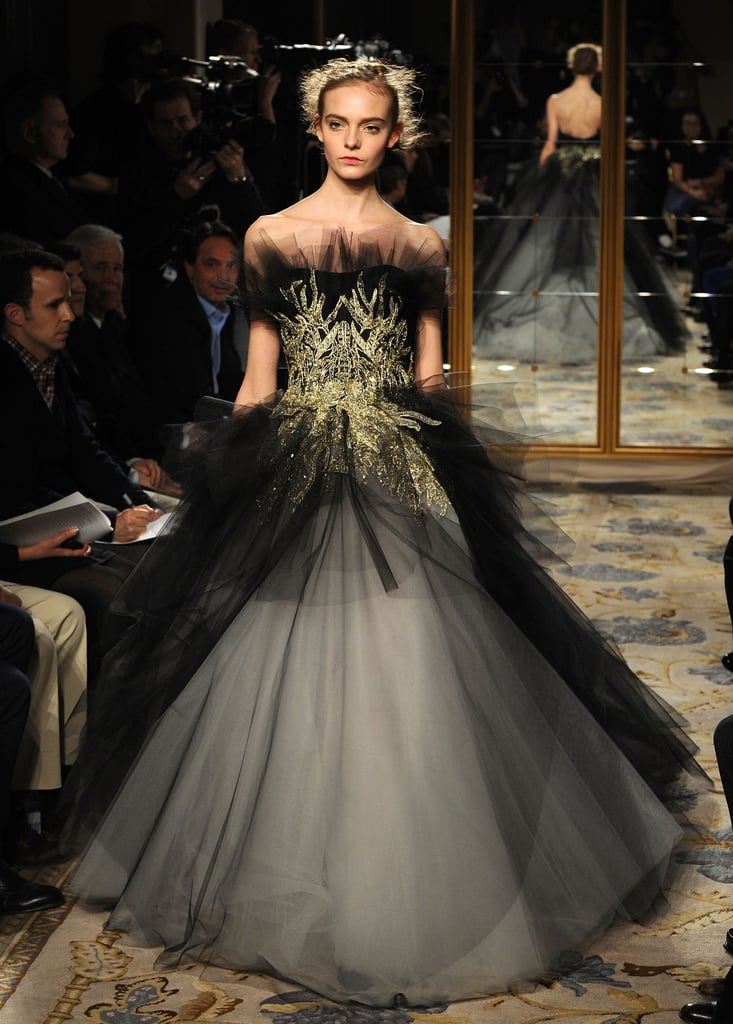 Marchesa Runway 2012 Fall