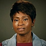 Adina Porter as Lee Harris in Roanoke