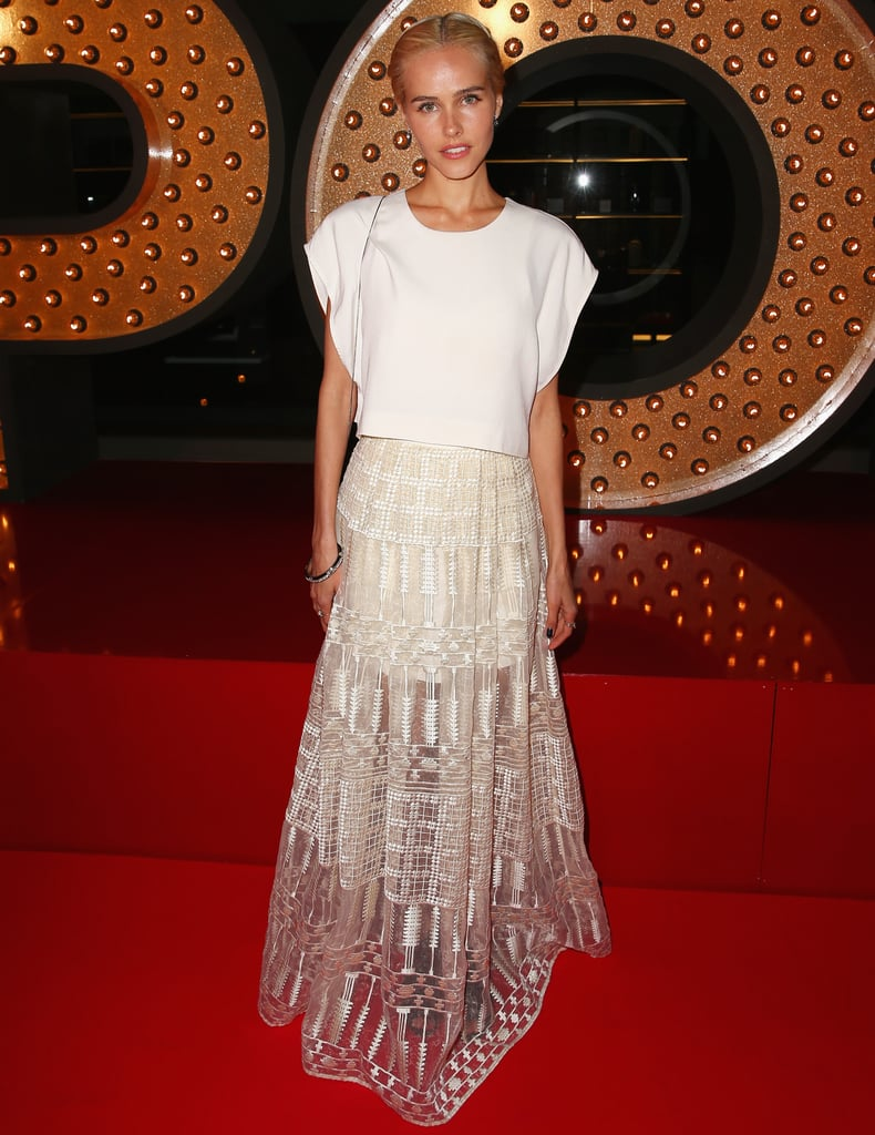 Australian Actress Isabel Lucas Street Style and Red Carpet