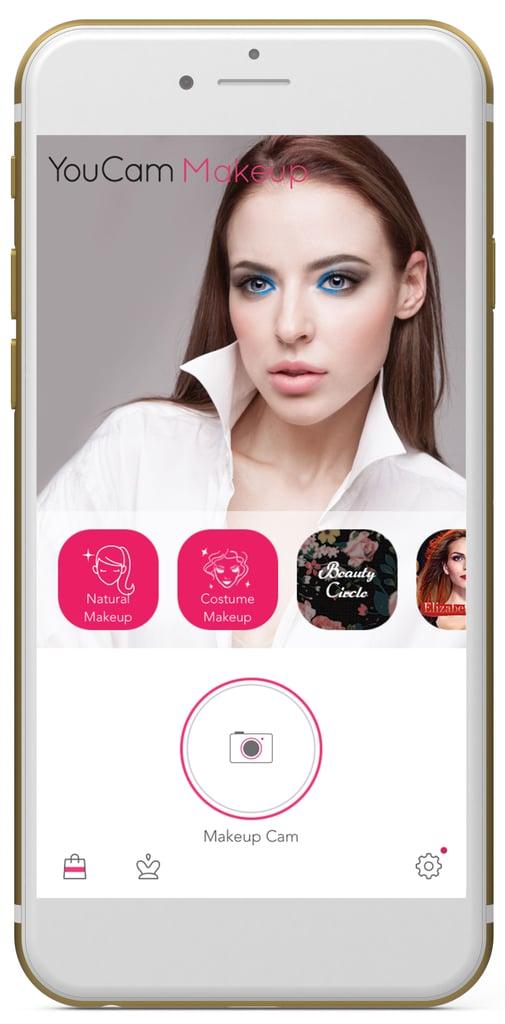 YouCam Makeup | Best Beauty Apps For iPhone | POPSUGAR