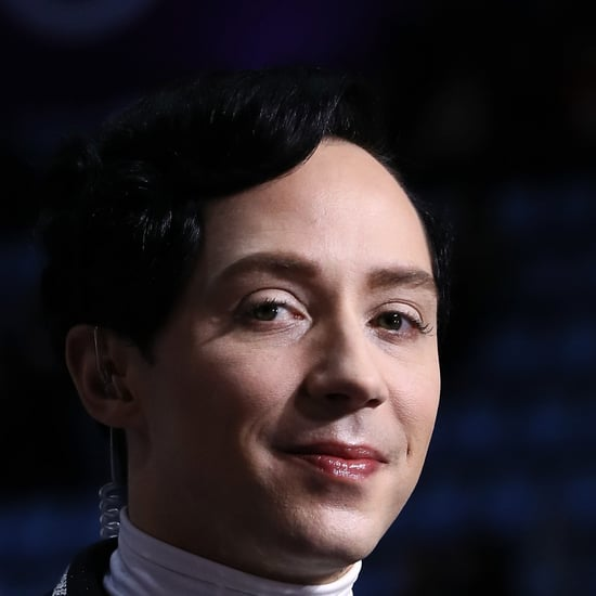 Johnny Weir Uses Innisfree Hyaluronic Acid at the Olympics