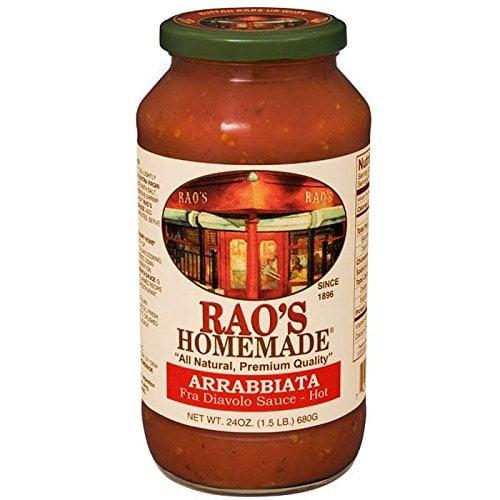 A Hot Arrabbiata Sauce