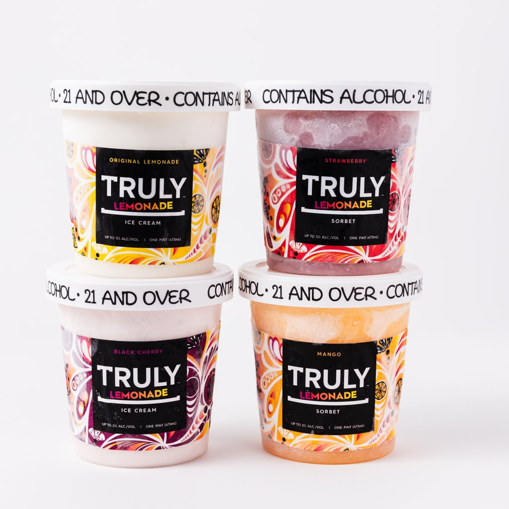 Truly Hard Lemonade Ice Cream and Sorbet Variety Pack