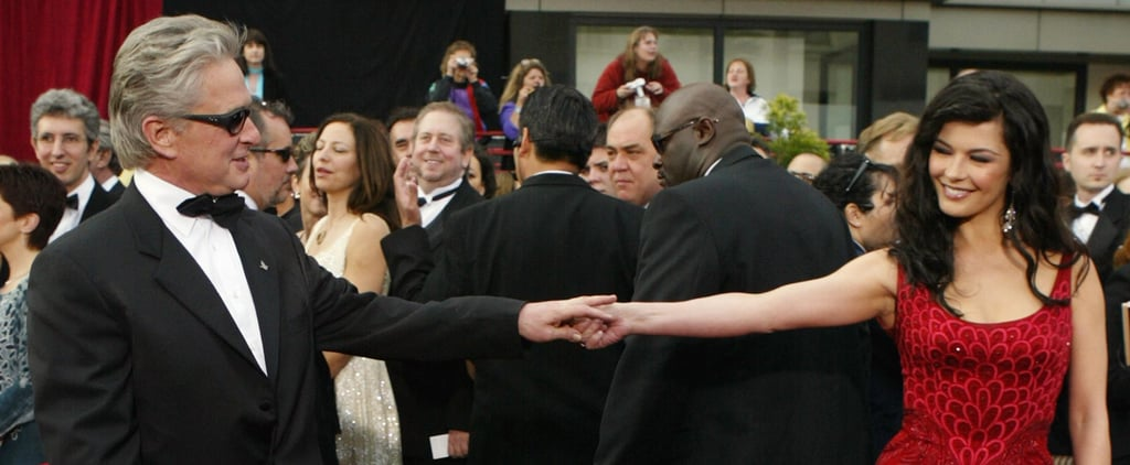 Relive Nearly 20 Years of Catherine Zeta-Jones and Michael Douglas's Love in the Spotlight