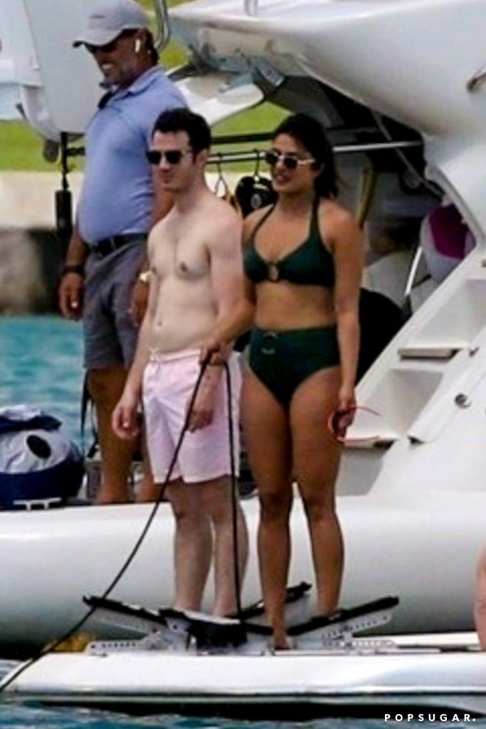 Bikini Chopra's MiamiPopsugar Nick In Priyanka Jonas Black With jSqzMGLVpU