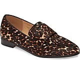 Halogen Emilia Genuine Calf Hair Loafers