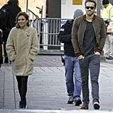 Sienna and Ryan Make One Good-Looking Pair of Costars