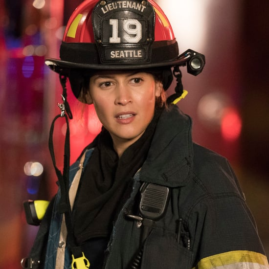 Who Plays Andy Herrera on Station 19?