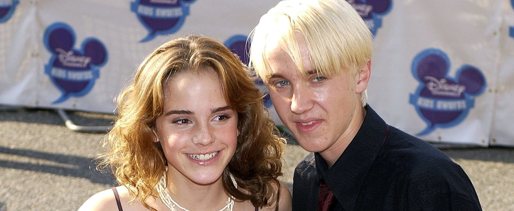 Emma Watson and Tom Felton Photos