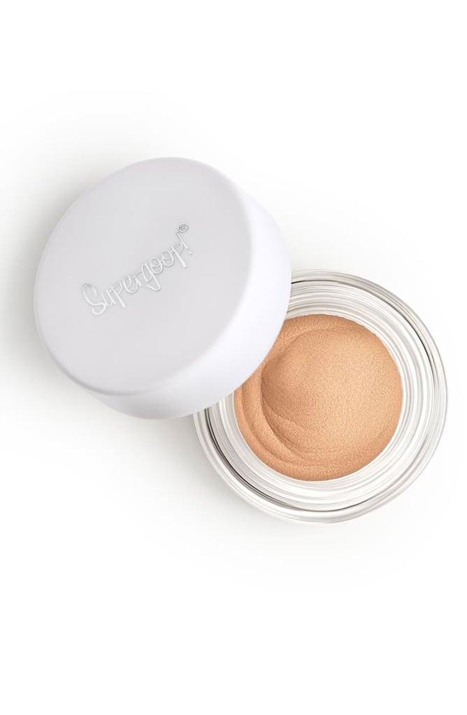 Supergoop! Shimmershade Illuminating Cream Eyeshadow SPF 30