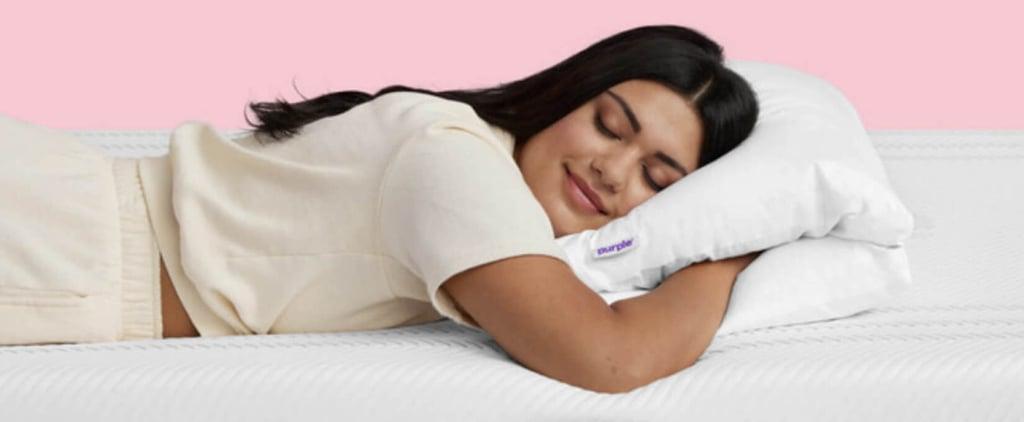 Purple TwinCloud Pillow Review
