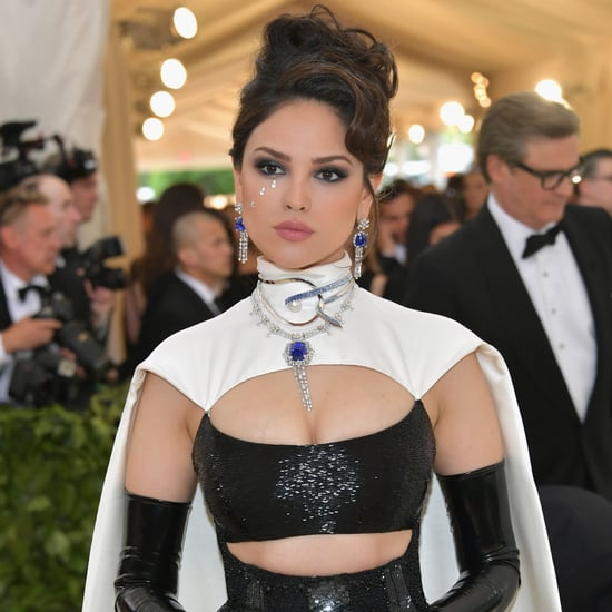 Eiza Gonzalez's Met Gala Dress 2018