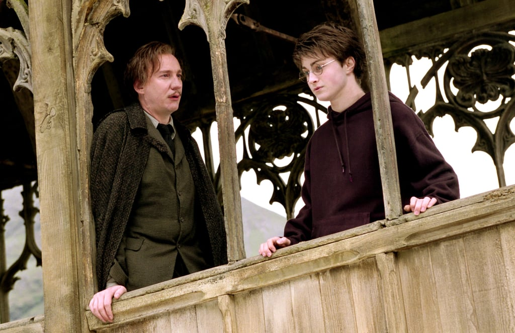 """I'm sorry, too, that I will never know him . . . but he will know why I died and I hope he will understand. I was trying to make a world in which he could live a happier life."" — Remus Lupin"