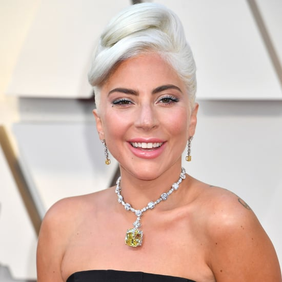 Memes About Lady Gaga's Necklace at the 2019 Oscars
