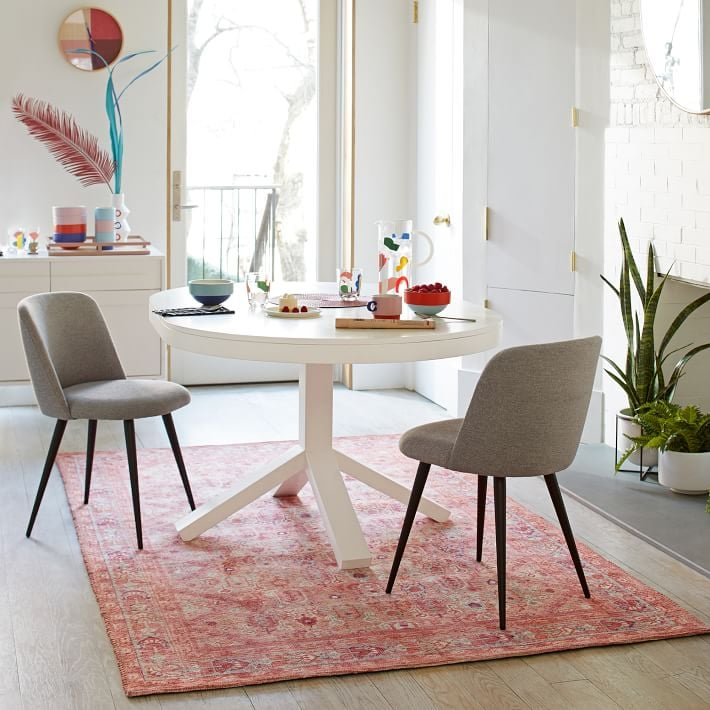 Poppy Expandable Dining Table The Best Small Space Furniture From West Elm Popsugar Home Australia Photo 11,Floor Plan 2 Bedroom Apartment