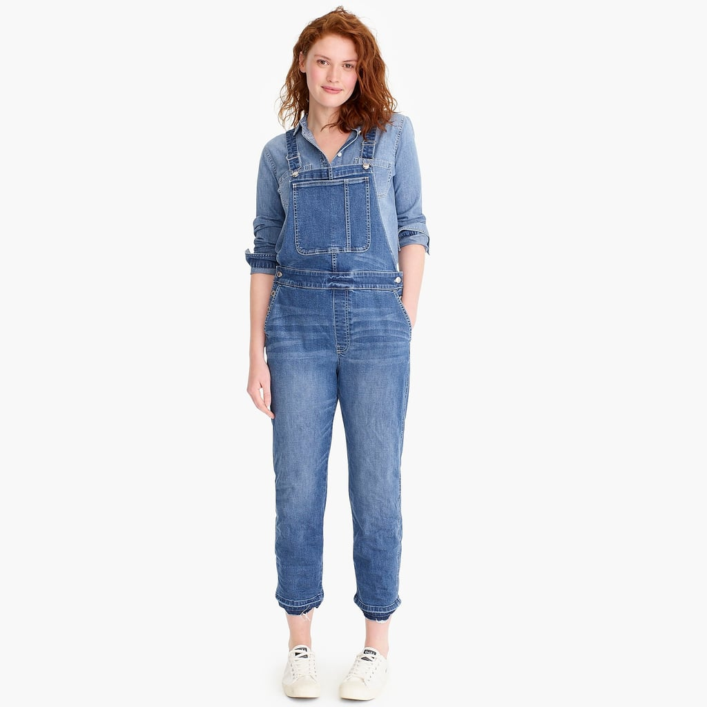 coupon code fashionable patterns utterly stylish The Most Flattering Overalls | POPSUGAR Fashion