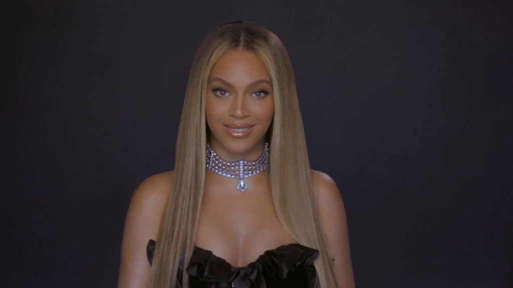 Beyoncé at the 2020 BET Awards
