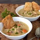 Chrissy Teigen's Chicken Pot Pie Soup Belongs in the Soup Hall of Fame