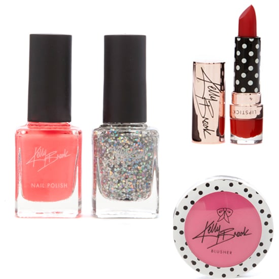 Kelly Brook Makeup Collection with New Look