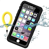 Temdan 33ft/10m Deep Floatable Waterproof Case with Kick Stand and Float Strap